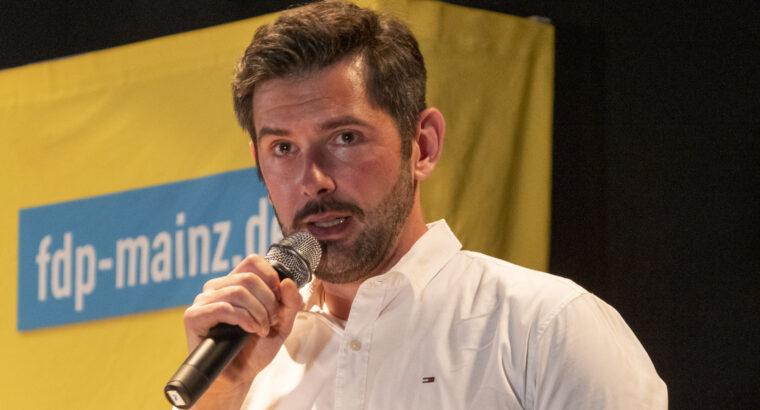 Friedrich Sartorius kandidiert für Bundestag